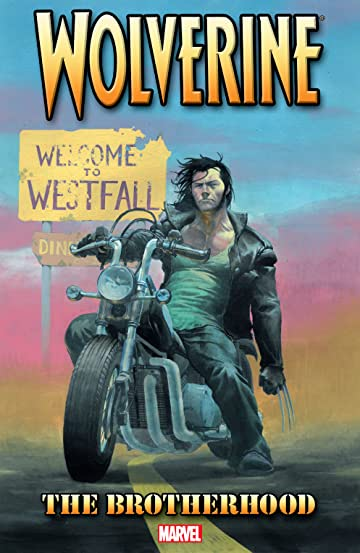 Wolverine Vol. 1: Brotherhood