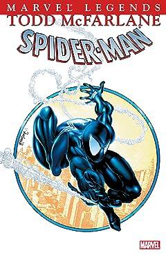 Spider-Man Legends Vol. 1: Todd Mcfarlane Book 1
