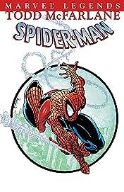 Spider-Man Legends Vol. 2: Todd Mcfarlane Book 2