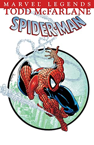 Spider-Man Legends Tome 2: Todd Mcfarlane Book 2