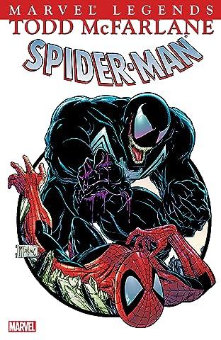 Spider-Man Legends Vol. 3: Todd Mcfarlane Book 3