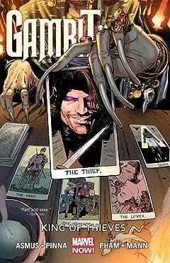 Gambit Vol. 3: King of Thieves