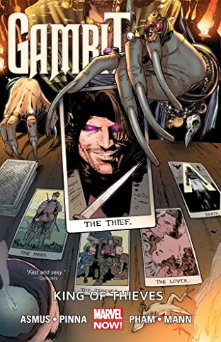 Gambit Tome 3: King of Thieves