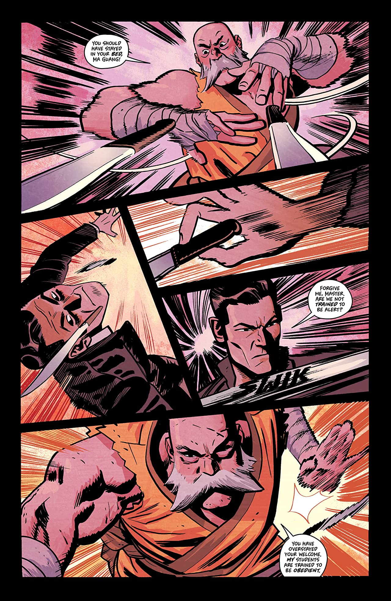 Fire Power by Kirkman & Samnee #8