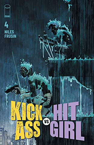 Kick-Ass Vs. Hit-Girl #4 (of 5)