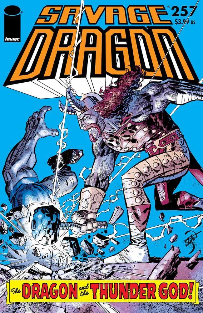Savage Dragon #257