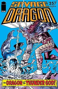 Savage Dragon No.257