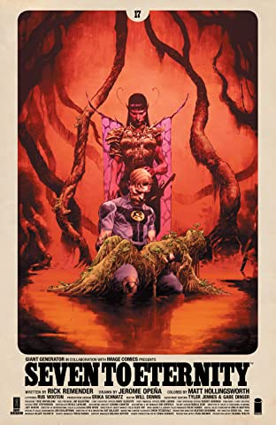 Seven to Eternity #17