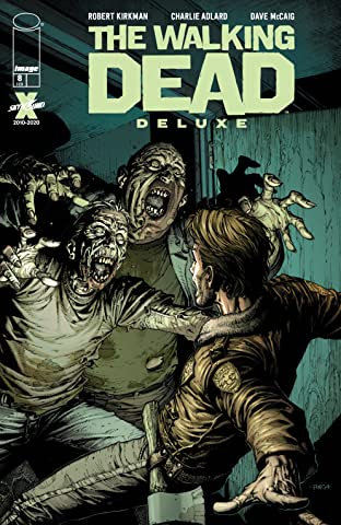 The Walking Dead Deluxe No.8
