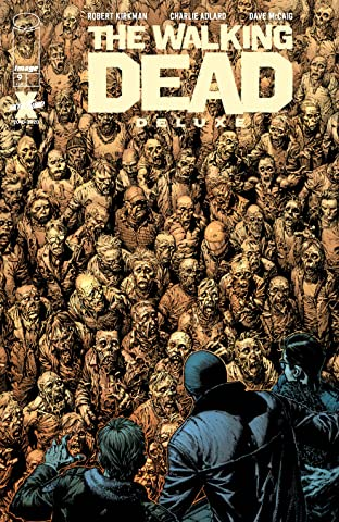 The Walking Dead Deluxe No.9