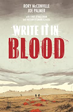 Write It In Blood Tome 1