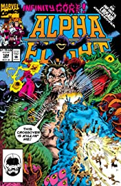 Alpha Flight (1983-1994) #124
