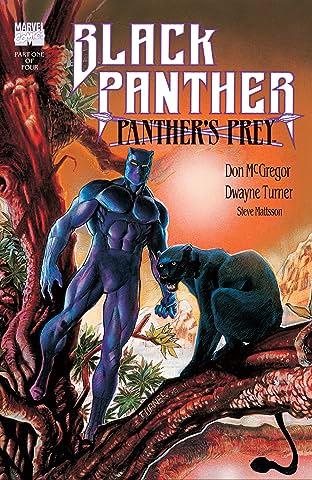 Black Panther: Panther's Prey (1991) #1 (of 4)