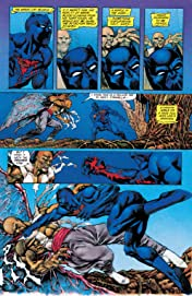 Black Panther: Panther's Prey (1991) #2 (of 4)