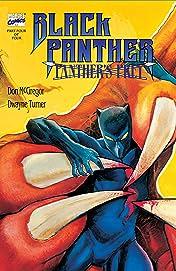 Black Panther: Panther's Prey (1991) #4 (of 4)