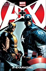 A+X Vol. 2: = Amazing