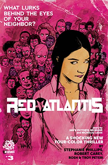 Red Atlantis #3
