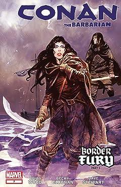 Conan The Barbarian (2012-2014) #7