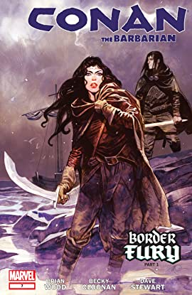 Conan The Barbarian (2012-2014) #7
