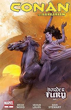 Conan The Barbarian (2012-2014) #8