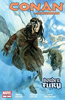 Conan The Barbarian (2012-2014) #9