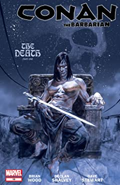 Conan The Barbarian (2012-2014) #10