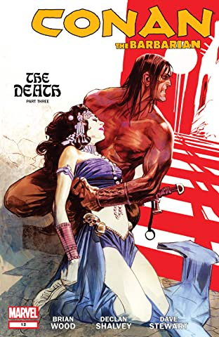 Conan The Barbarian (2012-2014) No.12