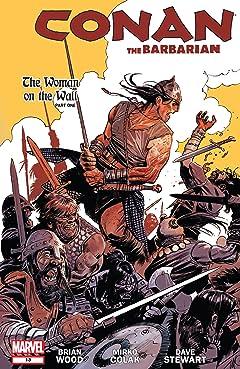 Conan The Barbarian (2012-2014) #13