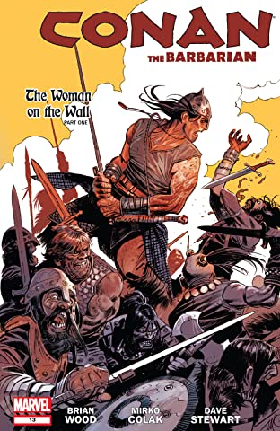 Conan The Barbarian (2012-2014) No.13