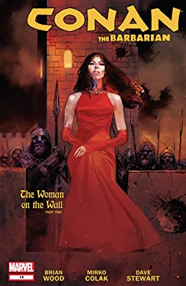 Conan The Barbarian (2012-2014) #14