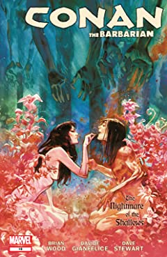 Conan The Barbarian (2012-2014) #16