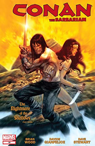 Conan The Barbarian (2012-2014) No.18