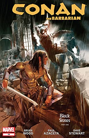 Conan The Barbarian (2012-2014) No.19