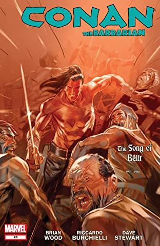 Conan The Barbarian (2012-2014) No.23
