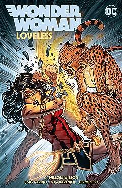 Wonder Woman: Loveless Vol. 3
