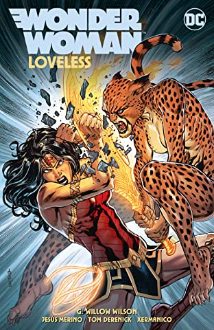 Wonder Woman: Loveless Tome 3