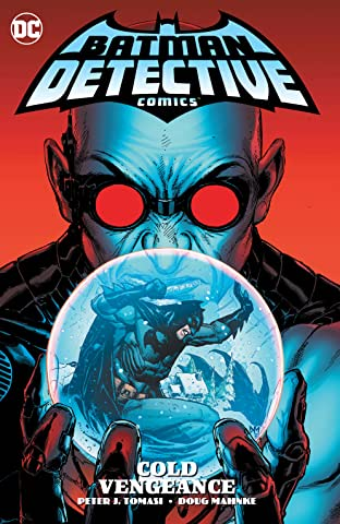 Batman: Detective Comics (2016-) Vol. 4: Cold Vengeance