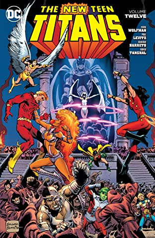 New Teen Titans Tome 12