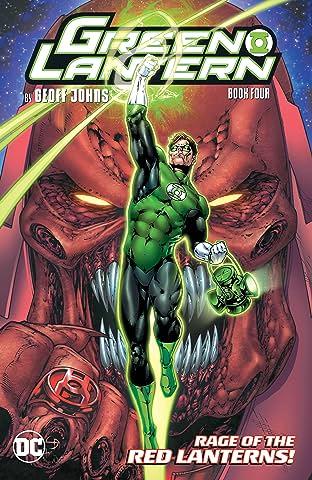 Green Lantern by Geoff Johns Book Four