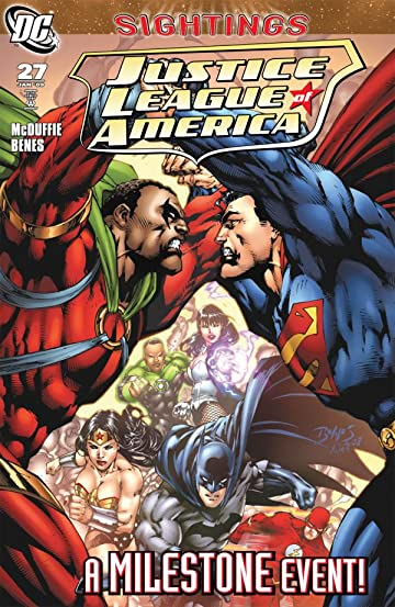 Justice League of America (2006-2011) #27