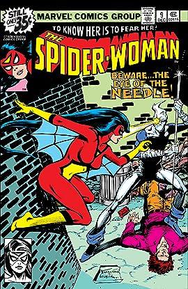 Spider-Woman (1978-1983) #9