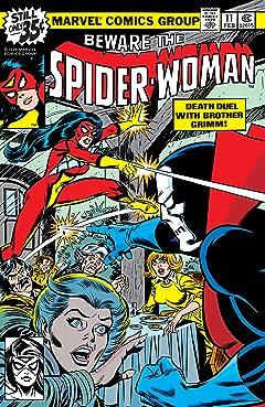 Spider-Woman (1978-1983) #11