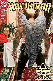 Hawkman (2002-2006) No.23
