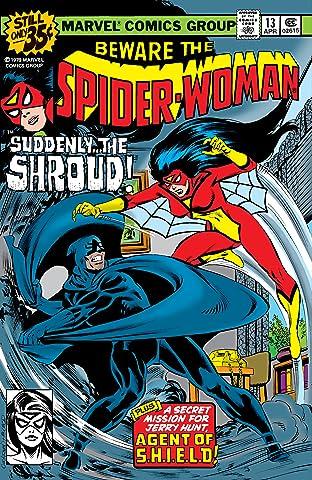 Spider-Woman (1978-1983) #13