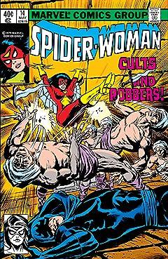 Spider-Woman (1978-1983) #14