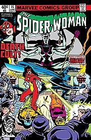 Spider-Woman (1978-1983) #15