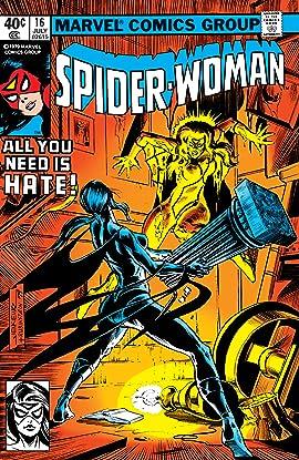 Spider-Woman (1978-1983) #16