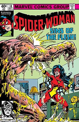 Spider-Woman (1978-1983) #18