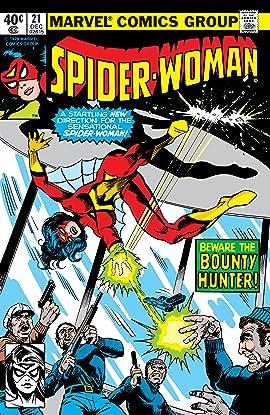 Spider-Woman (1978-1983) #21