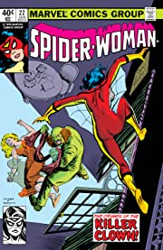 Spider-Woman (1978-1983) #22